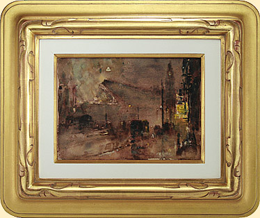 6 Early 20th Century American Paintings Under 6000.00