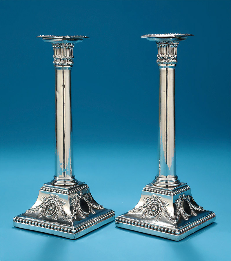 Pair_18c_Silver_Neoclassical_Tapersticks_oblique_797w