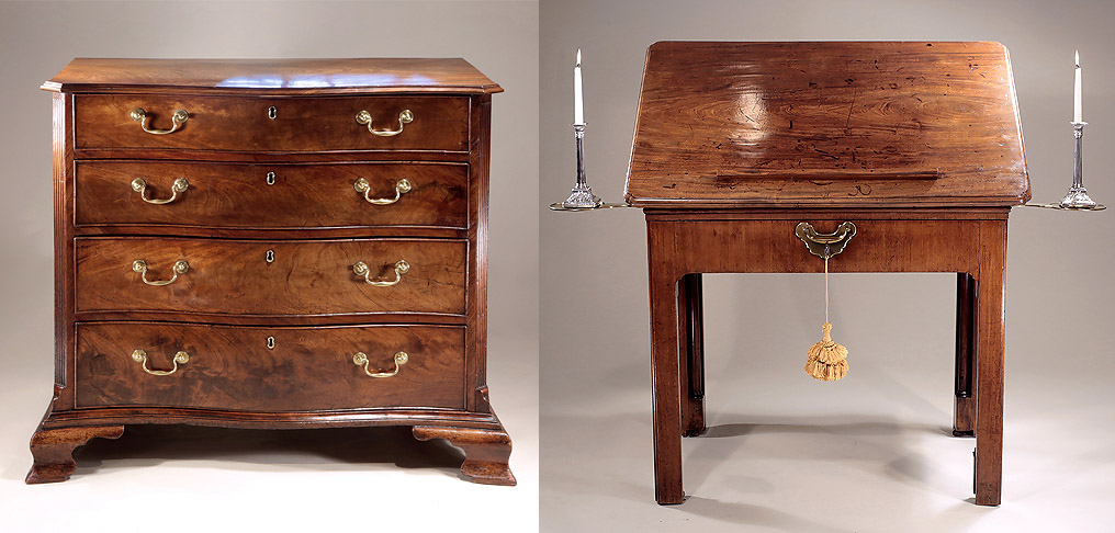 That MAH-vellous Faded Colour! A discussion of the aspect of fading on 18th century British furniture