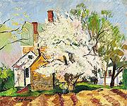 Richard Hayley Lever, Springtime
